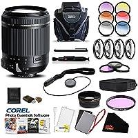 Tamron 18-200 f/3.5-6.3 Di II VC Lens (International Version)(No Warranty) for Nikon Pro Accessory Kit