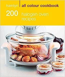 Halogen Oven Recipes Book