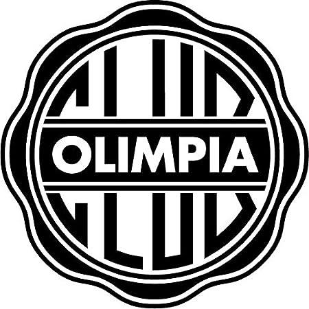 Olimpia Club Paraguay Soccer Football Alta Calidad De Coche De ...