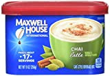 Maxwell House International Chai Latte Cafe Beverage Mix, 4 Count, 36 Ounce