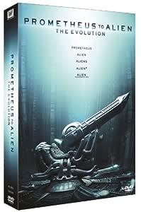 Prometheus + Pacific Rim [DVD]: Amazon.es: Noomi Rapace, Charlize ...
