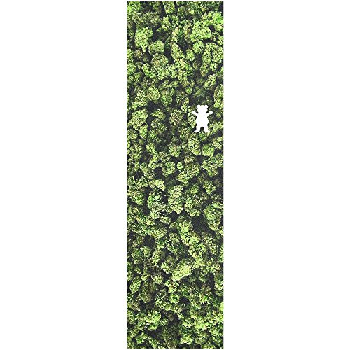 Grizzly 1-sheet Kush Cut Out Sativa Regular Griptape