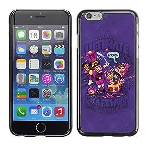 CaseCaptain Carcasa Funda Case - Apple Iphone 6 PLUS 5.5 / Matryoshka Battle /