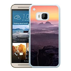 Twilight Landscape View (2) Durable High Quality HTC ONE M9 Phone Case
