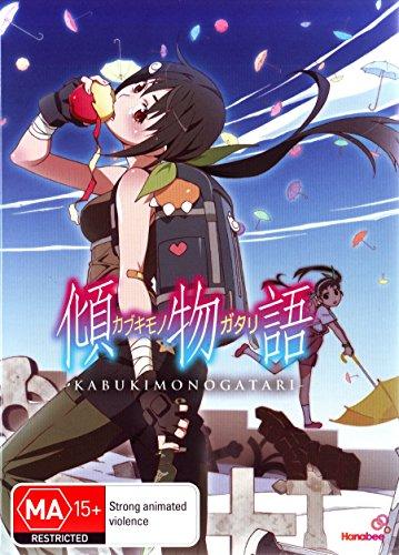 Kabukimonogatari   Monogatari Season 2 Vol. 2 DVD / Blu-ray   NON-USA Format   Region B / 4 Import - Australia