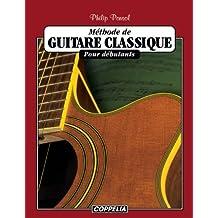 Méthode de guitare classique pour débutants (French Edition)