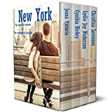 New York: 2 contemporary romance and 2 historical romances