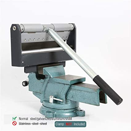 Images For Metal Bending Machine >> Amazon Com Huanyu Fp30 Manual Steel Plate Bending Machine Steel