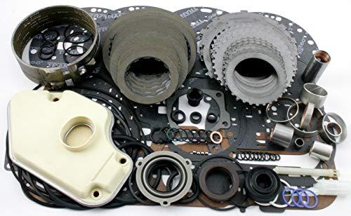 GM Isuzu 4L30E Transmission Deluxe Transmission Rebuild Automatic Kit 89-97