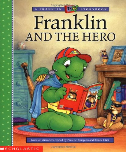 The Franklin Cover Up Book : Librarika franklin and the babysitter a tv