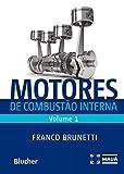 capa de Motores de Combustão Interna (Volume 1)
