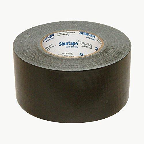 Shurtape PC-600 General Purpose Grade Duct Tape: 3 in. x 60