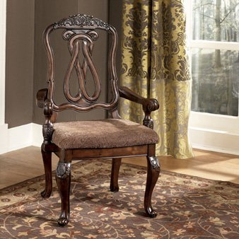 Dining North Ashley Shore - Ashley Furniture North Shore Dining Upholstered Arm Chair - Set of 2 Set of 2