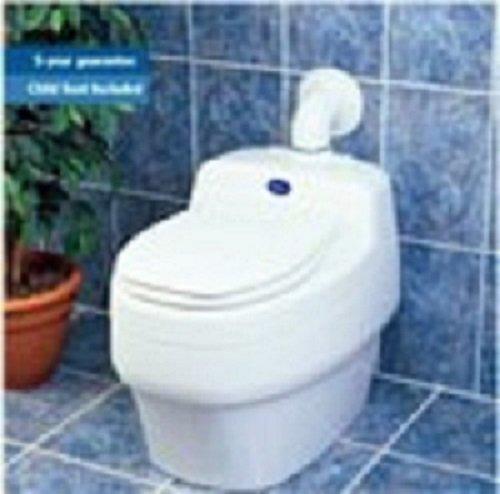Electric Composting Toilet (Villa 9200 AC)