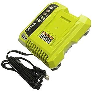 Ryobi ZROP401 40 Volt Li-Ion Battery Charger 140199003 Certified Refurbished