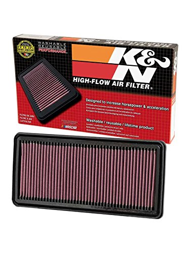 K&N 33-2299 High Performance Replacement Air Filter