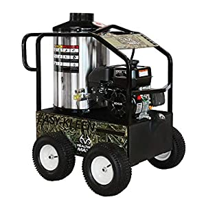 Easy Kleen Pressure Systems EZO2703G C Professional 2700 PSI Gas Hot Water Realtree Camo Pressure Washer