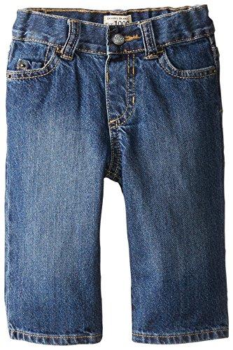 - The Children's Place Baby Boys' Medium Classic Wash Jean, Medium Classic, 18-24 Months