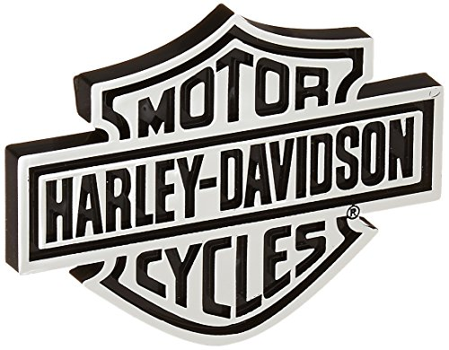 Chroma 9107 Harley-Davidson Injection Molded Emblem -