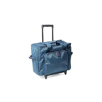 Amazon.com: Hemline – Máquina de coser bolsa con ruedas ...