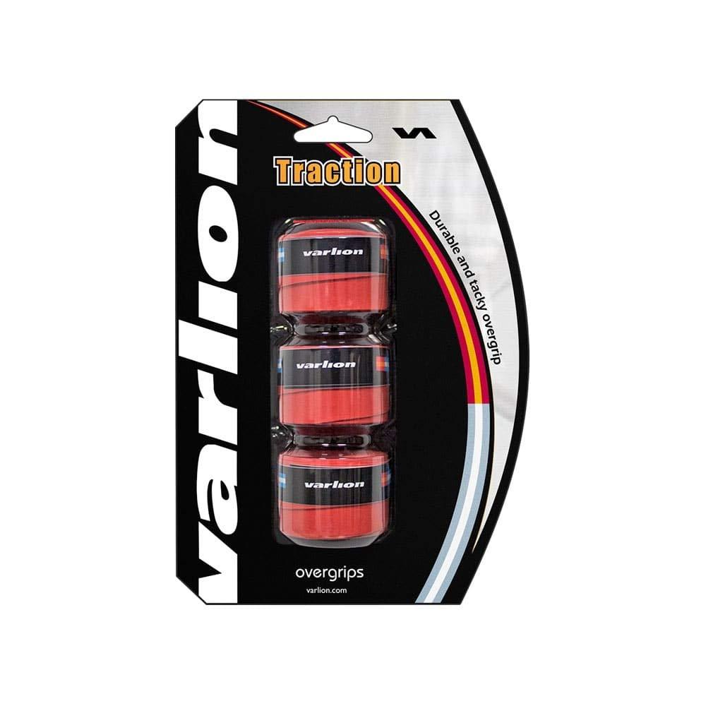 Varlion Traction - Overgrip de pádel, color rojo: Amazon.es ...