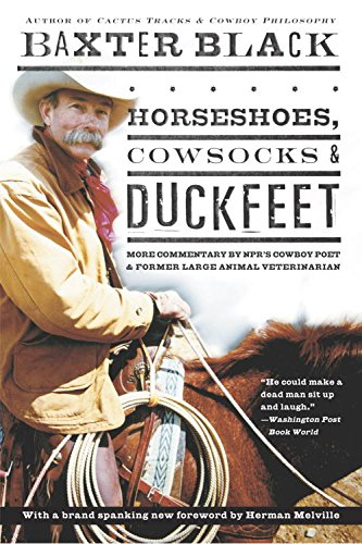 Horseshoes, Cowsocks & Duckfeet: More Commentary by NPR's