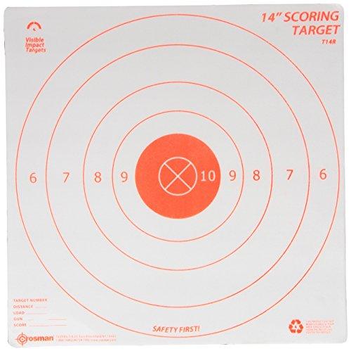 Crosman Visible Impact Target 3 Pack 14-Inch Range Targets