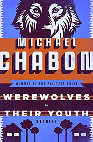 book cover of Werewolves In Their Youth