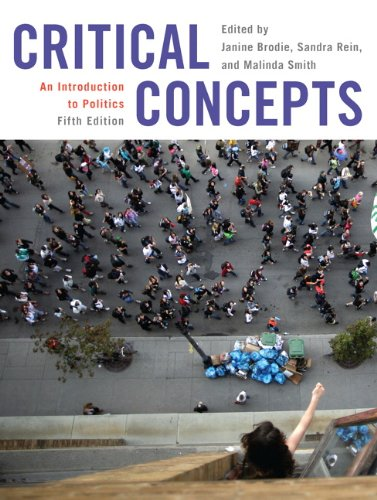 Critical Concepts: An Introduction to Politics (5th Edition)