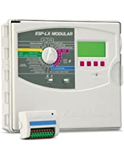 RainBird Beregungscomputer regeleenheid, type ESP-LX-ME basismodul/controller, 8 stations