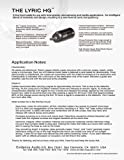 Evidence Audio LYHGRS10 Lyric Instrument