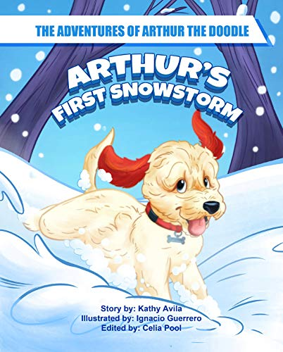 The adventures Of Arthur The Doodle: Arthur's First Snowstorm