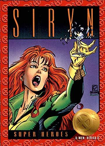 1993 Uncanny X-Men Series II Marvel #30 Siryn -