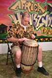 Classic 11'' Hand-carved Quinto Conga - African Drum