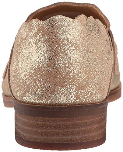 Lucky Brand Women's LK-Callister Loafer Gold Ue8oC0N