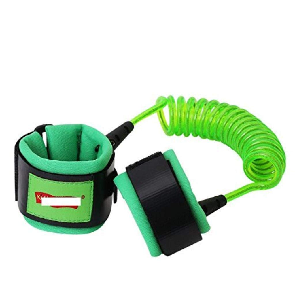 Toddler Leash -Anti Lost Wrist Link for Toddlers -Toddler Harness,Baby Leash,Leash for Toddlers,Wrist Leashes,Child Leashes for Toddlers,Not Easy to Open Without Key (Color : A)