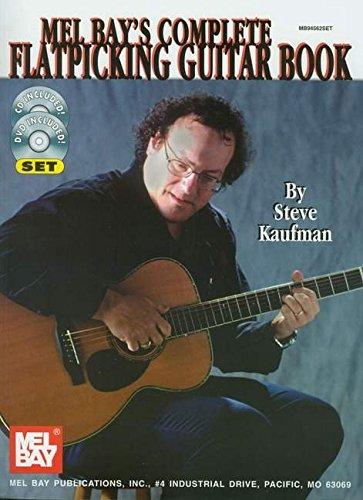 Book /& CD set Flatpicking Guitar for the Complete Ignoramus!