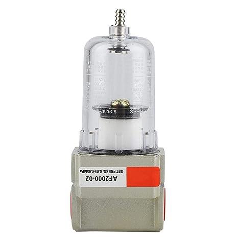 AF2000-02 1//4 inch Particulate Air Filter Compressor Water Moisture Trap Cleaner