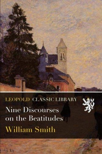 Download Nine Discourses on the Beatitudes pdf epub