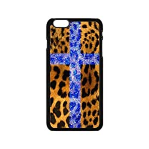 Fashionable Animal Print Protective Shell Leopard Custom Case for HTC One M8 by ruishername