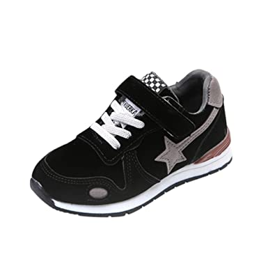 359d933ef77c2 Amazon.com: Gyoume Kids Sports Shoes Boys Girls Shorts Boots Slip On ...