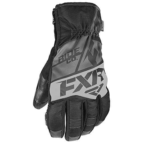 FXR Mens Fuel Short Glove (Black Ops, Large)