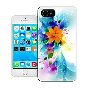 Unique Phone Case Flowers, flowers are blooming Hard Cover for 5.5 inches iphone 6 plus cases-buythecase