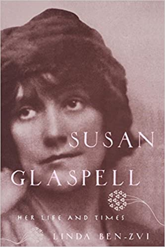 susan glaspell biography