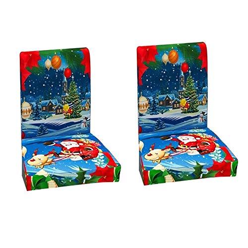 CreatspaceE - Silla de Papá Noel con juego de regalo para el hogar ...