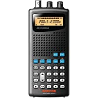 GREAmerica PSR-100 GRE PSR-100 200 Channel Standard Handheld Analog Scanner