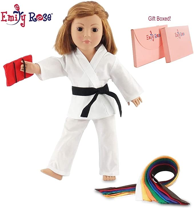 Emily Rose 18 Inch Doll Clothes for My Life and American Girl Dolls   18