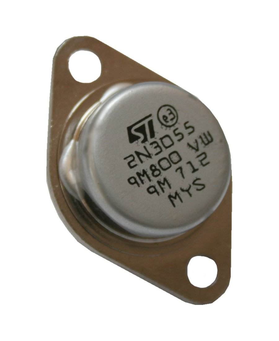 Transistor 2n3055 15a 60v To 3 0042 Spielzeug Circuit