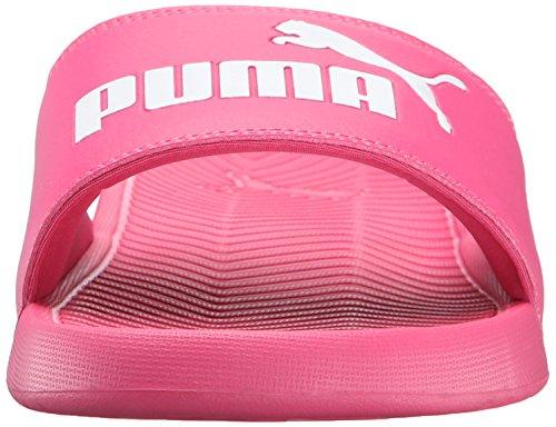Puma Heren Popcat Dia Sandaal Fandango Roze / Puma W