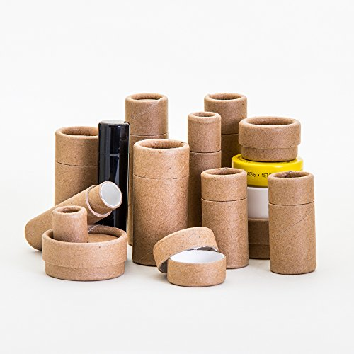 Eco Friendly Lip Balm Containers